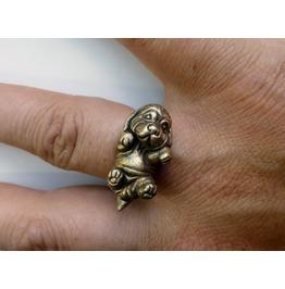 Newfoundland Dog Puppy Ring