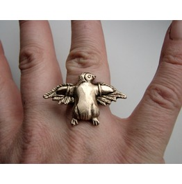Penguin Jewelry Ring