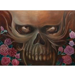 """""""Element"""" Original Oil Painting 3' X 4'"""