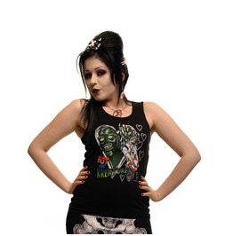 Kreepsville 666 Women's Hot Kreature Tank Top Beater