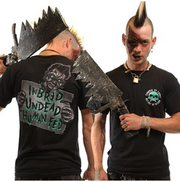 Kreepsville 666 Men's Inbred Undead Zombie T Shirt