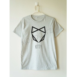 Kitty Tshirt Cat Shirt Meow Shirt Infinity Shirt Tee Women Shirt Men Shirt
