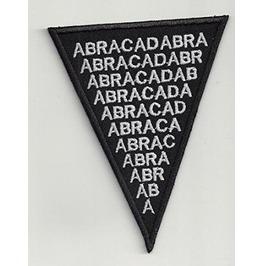 Abra Cadabra Embroidered Patch, 2,8 X 4 Inch
