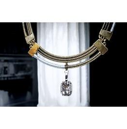 Steampunk Bdsm Necklace Vintage Soviet Watch Pendant Wedding Birthday Gift