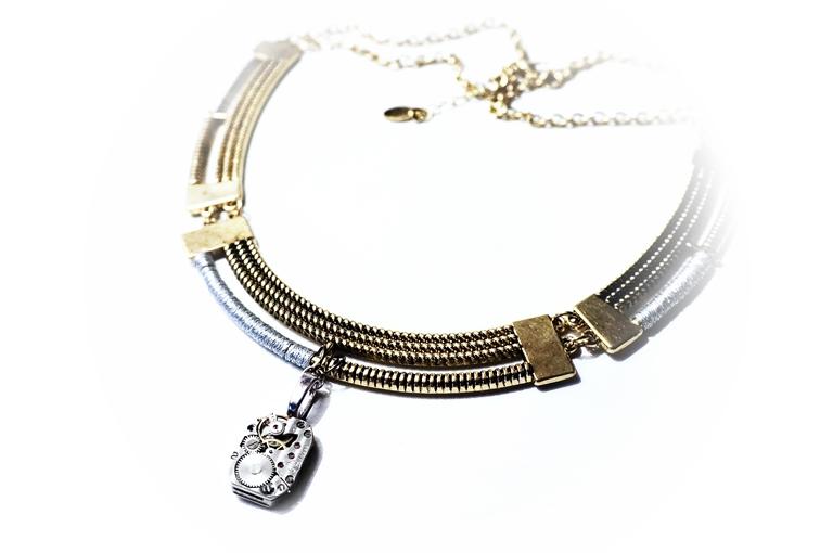 steampunk_bdsm_necklace_vintage_soviet_watch_pendant_wedding_birthday_gift_necklaces_2.JPG