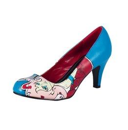 Tuk Shoes Women's Turquoise Octa Alien Girl Heels