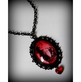 Rocky Horror Cameo Necklace Curiology