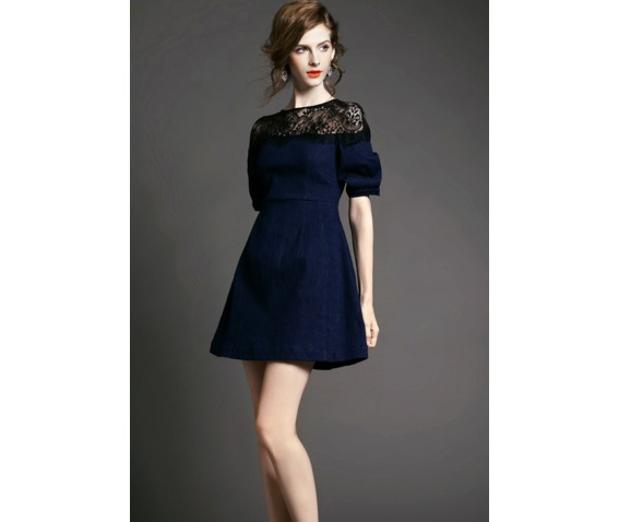 lace_shoulder_navy_blue_short_dress_dresses_5.PNG
