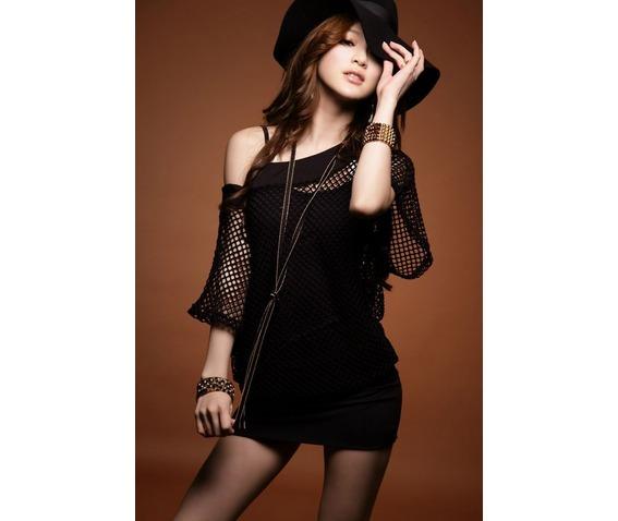 slim_fit_batwing_net_sleeves_black_dress_dresses_5.jpg