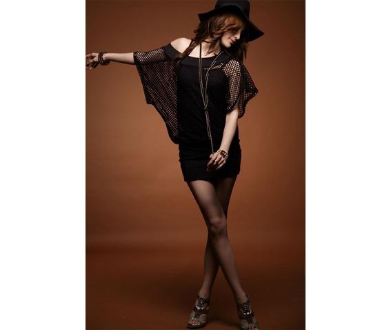 slim_fit_batwing_net_sleeves_black_dress_dresses_4.jpg