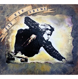 Jay Adams Mixed Media Wood