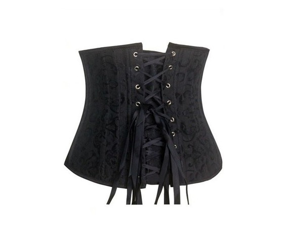red_white_black_steel_boned_underbust_waist_training_corset_plus_sizes_bustiers_and_corsets_6.jpg