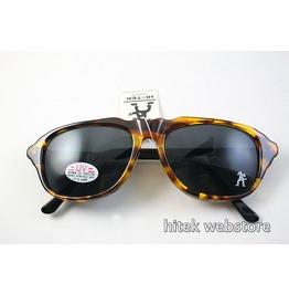 Retro Tortoiseshell Hipster Sunglasses
