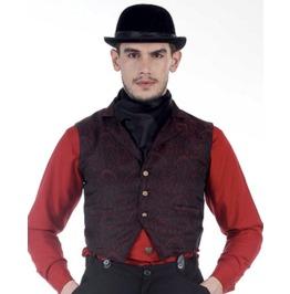 Mens Vintage Steampunk Clockwork Vest