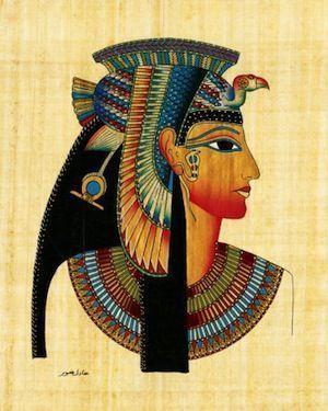 History Of Cleopatra Of Egypt