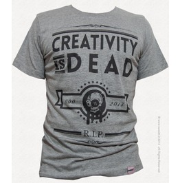 T Shirt Unisex Creativity Dead