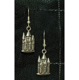 Tiny Tower Earrings