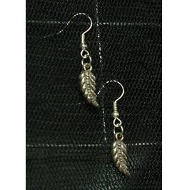Shaking Leaf Earrings