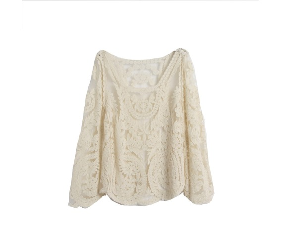 pretty_ivory_cream_embroidered_lace_design_long_sleeved_top_one_size_blouses_2.jpg