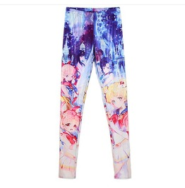 Sailor Moon Crystal Chibiusa Leggings