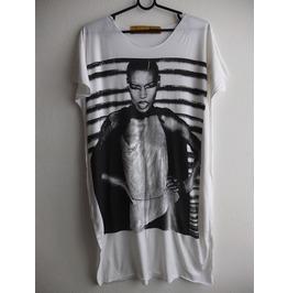 Grace Jones Pop Rock Punk Indie T Shirt Dress