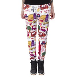 London Women's Printed Sweatpants Gagaboo