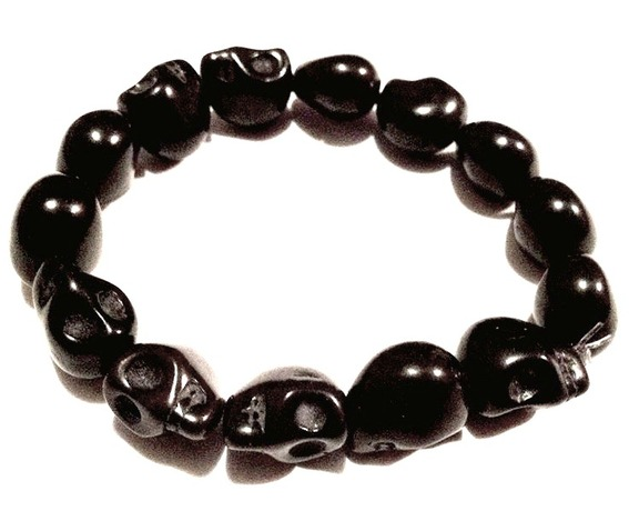 cool_black_howlite_skull_elasticated_bracelet_bracelets_2.jpg