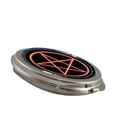 Pentagram Dual Mirror Compact