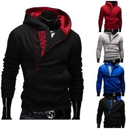 4 Color Men's Casual Hoodie