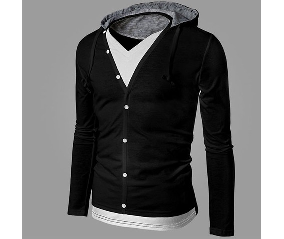 black_white_mens_solid_color_soft_two_piece_hooded_long_sleeve_cardigans_cardigans_and_sweaters_7.jpg