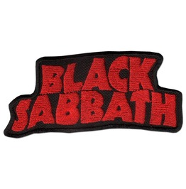 Black Sabbath Iron Rock N Roll Patch Badge
