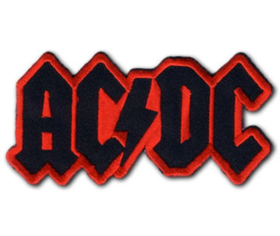 Hard Rock ACDC Iron On Patch Badge .jpg