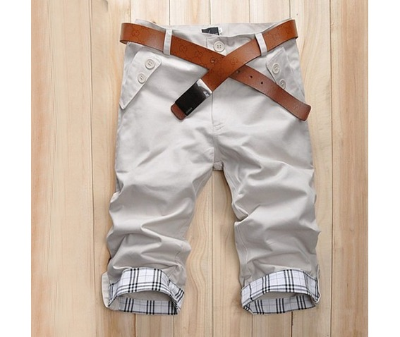 4_colors_mens_plaid_pleated_pockets_cropped_casual_summer_shorts_pants_shorts_and_capris_6.jpg