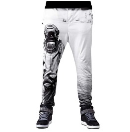 Deep Sea Diver Men's Printed Sweatpants Gagaboo