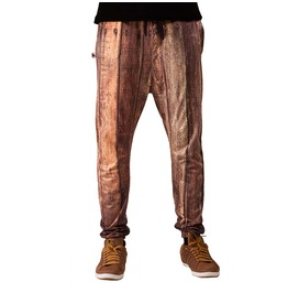Wood Men's Printed Sweatpants Gagaboo