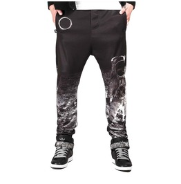 'moonwalk' Men's Printed Sweatpants Gagaboo