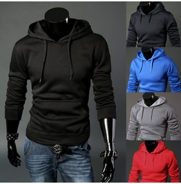 Mens Casual 5 Colors Hoodies