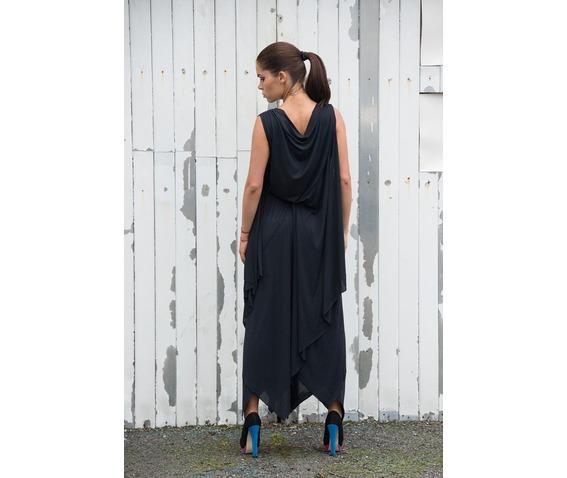 long_black_dress_draped_belted_dress_oversize_tunic_loose_belted_dress_dresses_5.jpg