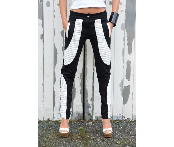 black_white_slim_pants_slim_fit_leggings_leather_cutouts_slim_pants_pants_and_jeans_4.jpg
