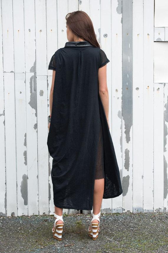 black_maxi_dress_zipper_asymmetric_dress_draped_oversize_loose_dress_dresses_5.jpg