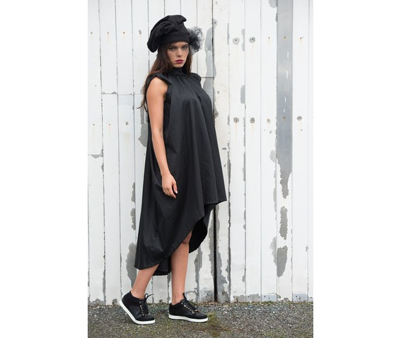 black_dress_loose_draped_dress_open_back_dress_black_tunic_asymmetric_dress_dresses_5.jpg