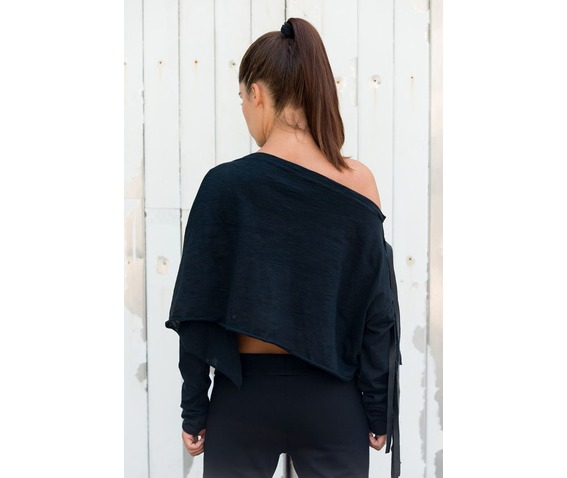 black_crop_top_long_sleeved_short_shirt_leather_fringe_crop_top_tank_tops_4.jpg