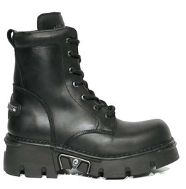 M.563 S1 New Rock High Quality Leather Combat Military Boot $26 To Ship