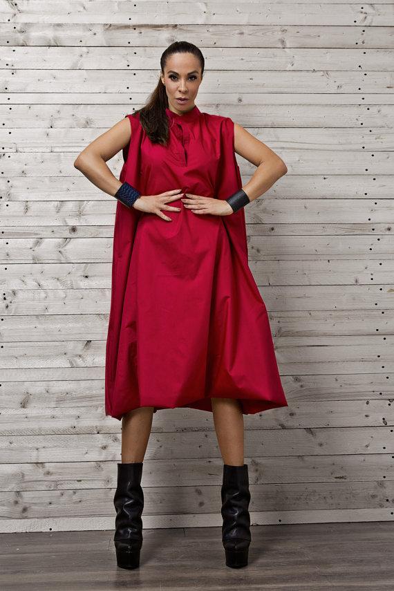 red_midi_oversize_dress_plus_size_red_dress_long_draped_red_dress_draped_dresses_5.jpg