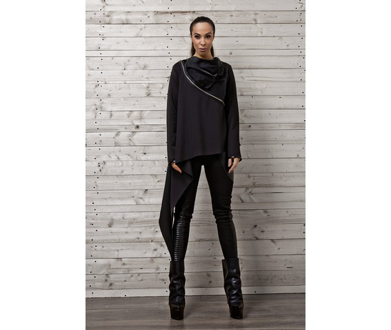 black_asymmetric_top_zippers_long_sleeve_top_asymmetric_black_shirt_tank_tops_5.jpg