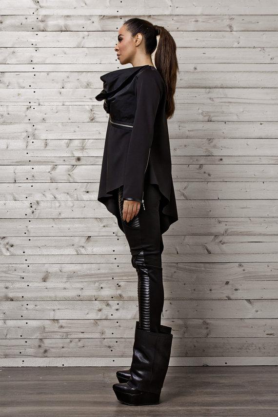 black_asymmetric_top_zippers_long_sleeve_top_asymmetric_black_shirt_tank_tops_5.jpg