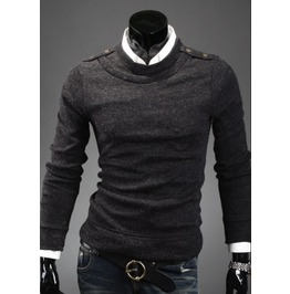 Men's 3 Colors Casual Warm Sweaters