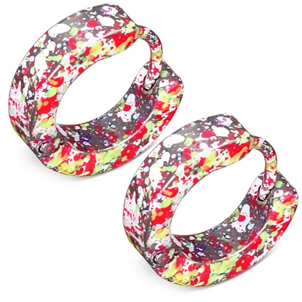 stainless_steel_yellow_red_splatter_colorful_huggie_earrings_pair_med16_earrings_2.jpg