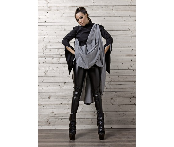 oversize_monochrome_plaid_shirt_black_white_long_shirt_women_shirt_shirts_4.jpg