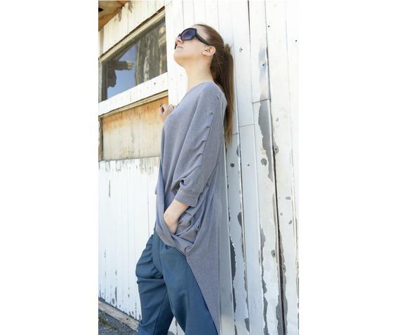 cotton_blouse_oversize_tunic_grey_loose_top_maxi_blouse_grey_top_blouses_5.jpg